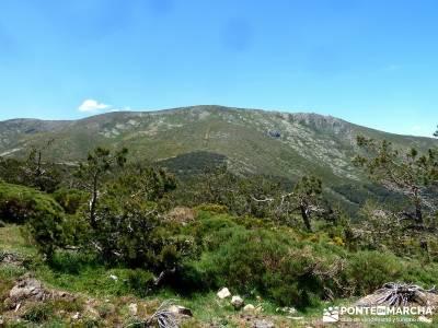 Cuerdas de La Pinilla y Las Berceras; gente senderista, clubs en madrid;excursiones sierra madrid